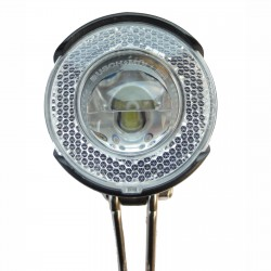 "Fanale B+M, DC 6-42V,  led, ""Lumotec LYT - E-Bike"", Led, 25Lux, senza interruttore, E-Bike, OEM"