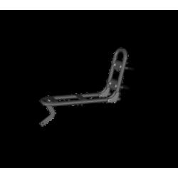 Portapacchi ant. Yepp cargo allo sterzo, black