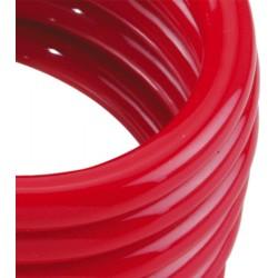 Lucchetto Cavo Spirale, Abus, ø  7 L.120 rosso