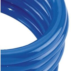 Lucchetto Cavo Spirale, Abus, ø  7 L.120 blu