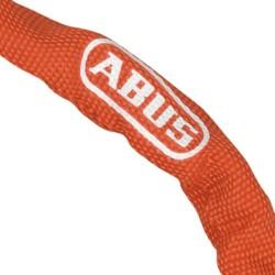 Lucchetto catena,  incorp., Abus, ø4 L1100, arancio