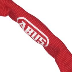 Lucchetto catena,  incorp., Abus, ø4 L1100, rosso
