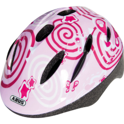 "Casco Abus ""Smooty Pearly Pink"", size M, 50-55cm"