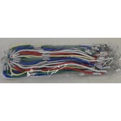 Retine elastico Lusso CARLA, arlecchino
