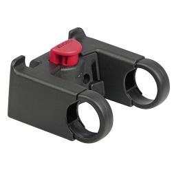 Adattatore Klickfix  per pieghe standard. 25.4mm