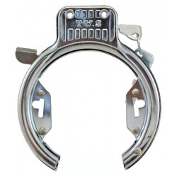 Lucchetti Fisso a ferro di cavallo, YWS, Silver