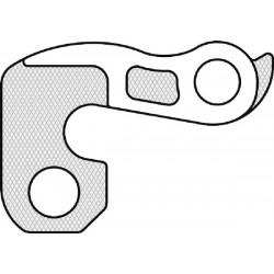 Forcellini di ricambio Union, GH-012