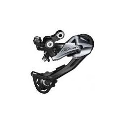 Cambi Shimano  9 velocità, Acera RD-M3000, grey