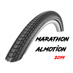 "Cop. Schwalbe Pieg. 28"" (50 622)-(29x2.00) Marathon Almotion HS453, V-Guard, OSC, Reflex"