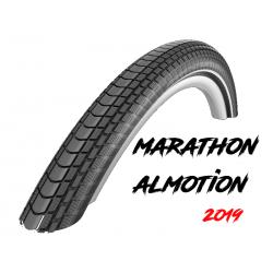 "Cop. Schwalbe Pieg. 28"" (55 622)-(28x2.15) Marathon Almotion HS453, V-Guard, OSC, Reflex"
