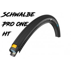 "Tubolari Schwalbe 28"" (27 622)  Pro One HT, HS 423, OSC, Black"