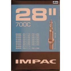 "Camere Impac 28"" (28/32-622/630) SV Slim"