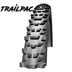"""Cop. Impac 26"""" x 2.10 (54 559) TrailPac, BS116, nero"""