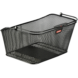 "Cesto RK post. ""CITY BASKET "". 20L. dim.40x20x30. sistema GTA. nero"
